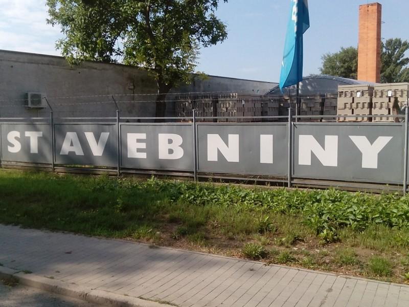reklama na plot